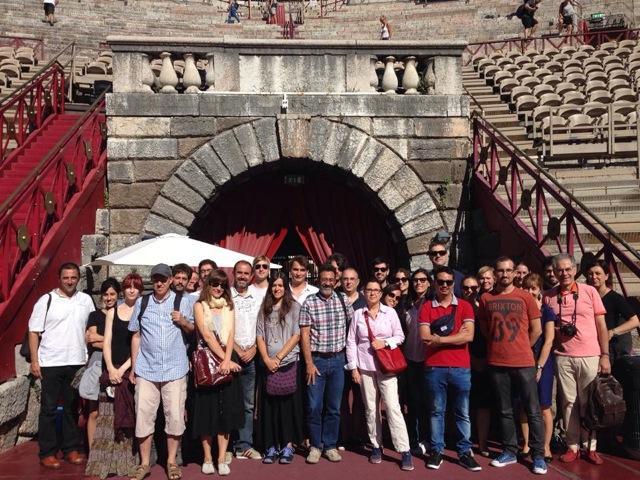 AELAW Second training school (Verona, September 2016)